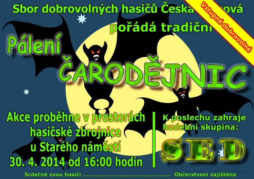 Plakát čarodky